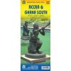 Accra és Dél-Ghana térkép - ITM