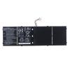 Acer Aspire V5-473 3560 mAh 4 cella fekete notebook/laptop akku/akkumulátor utángyártott