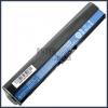 Acer C7 Chromebook Series 2200 mAh 4 cella fekete notebook/laptop akku/akkumulátor utángyártott