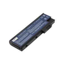 Acer Extensa 4102 laptop akkumulátor, új, gyárival megegyező minőségű helyettesítő, 8 cellás (4400mAh) acer notebook akkumulátor