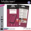 Acer Liquid Z6 Plus, Kijelzővédő fólia (az íves részre NEM hajlik rá!), MyScreen Protector, Clear Prémium