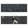 Acer NKI17170G0 gyári új magyar, fekete háttérvilágított laptop billentyűzet