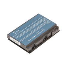 Acer Travelmate 7220G laptop akkumulátor, új, gyárival megegyező minőségű helyettesítő, 8 cellás (4400mAh) acer notebook akkumulátor