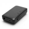 Adapter, Bluetooth audió adapter, telefon és hifi közé, 250mAh, 3.5 mm, fekete
