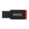 ADATA 16GB Adata AUV140 Fekete-Piros USB3.0 (AUV140-16G-RKD)