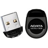 ADATA 8 GB Pendrive USB 2.0 DashDrive Durable UD310 Jewel Like (fekete)