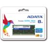 ADATA 8GB 1600MHz DDR3L CL11 SODIMM, 1.35V