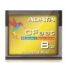 ADATA CFast Card 8GB, Wide Temp, SLC, -40 to 85C