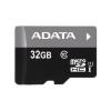 ADATA MICRO SDHC Adata 32GB UHS-I + kártyaolvasó (AUSDH32GUICL10-RM3BKBL)