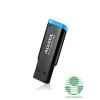 ADATA Pendrive 32GB UV140 USB 3.0 fekete-kék (AUV140-32G-RBE)