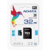 ADATA Premier 32GB MicroSDHC/SDXC UHS-I Class 10 memóriakártya