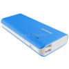 ADATA PT100 Blue/White PowerBank 10000mAh (APT100-10000M-5V-CWHBL)