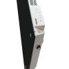 Adax Clea WiFi H elektromos konvektor 600W, fekete
