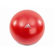 Adidas 65cm vörös gimnasztika labda ajándék pumpával fitness eszköz