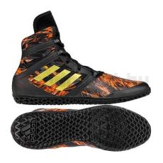 Adidas Birkózó cipő, adidas, Flying Impact, fekete-vörös-arany