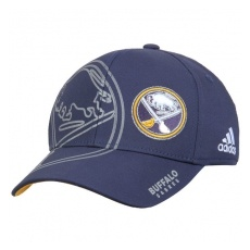 Adidas Buffalo Sabres baseball sapka blue Second Season Flex - S/M