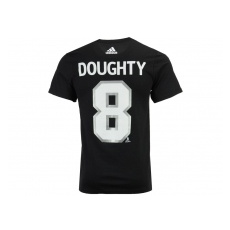 Adidas Los Angeles Kings FĂŠrfi póló #8 Drew Doughty - L
