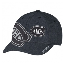 Adidas Montreal Canadiens baseball sapka grey Travel & Training Flex Hat - L/XL