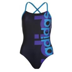 Adidas női egyrészes fürdőruha - adidas Logo Swimsuit LInkEInk