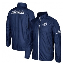 Adidas Tampa Bay Lightning fĂŠrfi kabát blue Authentic Rink Full-Zip Jacket - XXXL