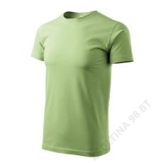 ADLER Basic ADLER pólók férfi, borsózöld