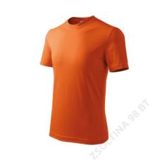 ADLER Basic ADLER pólók gyerek, narancssárga