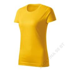 ADLER Basic Free Pólók női, sárga női póló