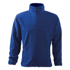 ADLER Férfi fleece felső Jacket - Královská modrá | XL