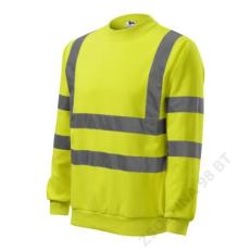 ADLER HV Essential RIMECK felső unisex, fényvisszaverő sárga