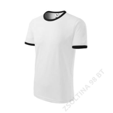 ADLER Infinity ADLER pólók unisex, fehér