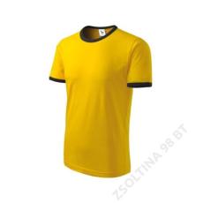 ADLER Infinity ADLER pólók unisex, sárga