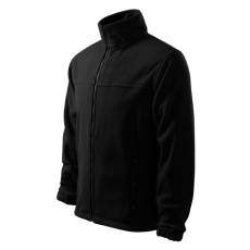 ADLER polár dzseki, fekete, 280g/m2