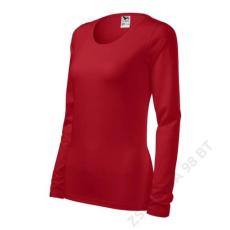 ADLER Slim ADLER pólók női, piros