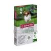 Advantix Spot On oldat kutyáknak A.U.V. 4 kg alatti kutyáknak (4 x 0,4 ml)