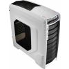 Aerocool GT-A WHITE ATX PC ház, tápegység nélkül, USB 3.0