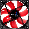 Aerocool Lightning Red 12cm - LED