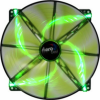 Aerocool Silent Master 200 mm Green LED