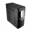 Aerocool V3X Advance Devil Red Edition ATX Fekete/Piros (CAAC162)
