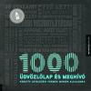 Aesthetic Movement 1000 üdvözlőlap és meghívó