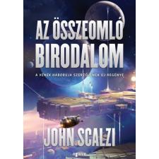 Agave Könyvek John Scalzi: Az összeomló birodalom regény