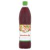 Ági Szamóca Ági vegyes gyümölcsszörp szamóca ízzel, cukorral és édesítőszerrel 1 l
