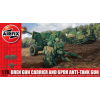 AIRFIX Bren Gun Carrier and 6pdr Anti-Tank Gun makett Airfix A01309