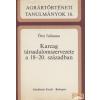 Akadémiai Karcag társadalomszervezete a 18-20. században