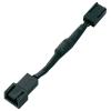 Akasa 3-Pin fordulatszám csökkentő (-20%) 8cm hűtő kábel