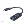 Akasa Typ-C to DisplayPort Konverter AK-CBCA05-15BK