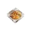 Akasa Ultra Quiet Amber Series - 92mm (AK-184-L2B)