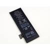 Akkumulátor,  Apple iPhone 5, 1440mAh, (APN: 616-0613) Li-polymer, gyári, csomagolás nélküli