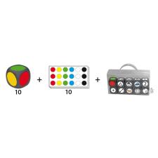 Akros Matricázható dobókockák matrica