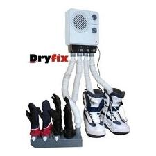 Aktobis Dryfix-Plus Cipő- és kesztyűszárító szagmentesítő ózonnal fűtőkészülék