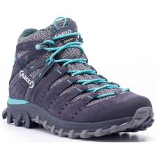 Aku Női cipő Aku Alterra Lite Mid Ws GTX Szín: szürke/kék / Cipőméret (EU): 37 női csizma, bakancs